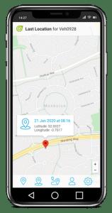 Trackstar Mobile App