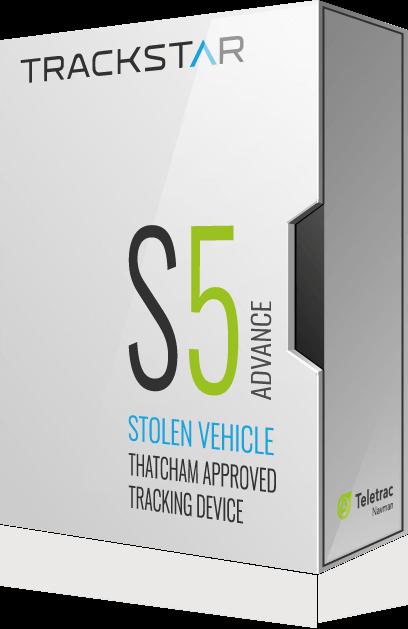 Trackstar S5 Advance Stolen Vehicle Tracking System