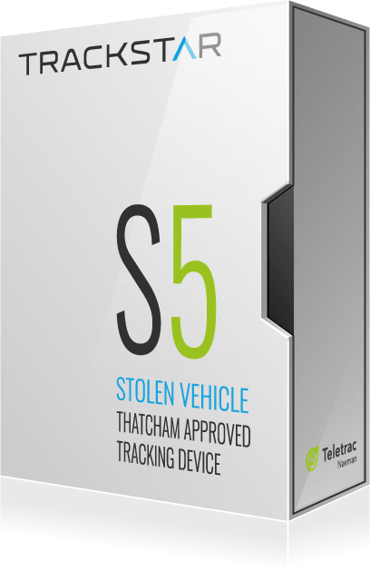 Trackstar S5 Stolen Vehicle Tracking System