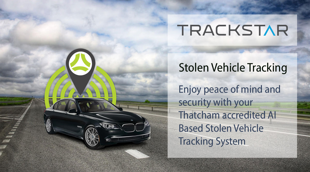 Trackstar Stolen Vehicle Tracking