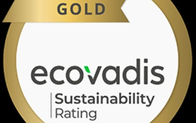 Trackstar Awarded Gold EcoVadis Accolade